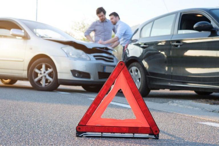 Che cosa fare in caso di incidente stradale?